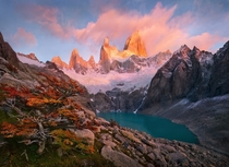 Mount Fitz Roy Patagonia- By Marc Adamus