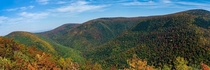 Mount Greylock the tallest peak in Massachusetts