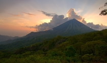 Mount Inierie - Flores Indonesia