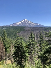 Mount Jefferson Oregon