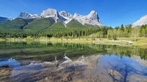 Mount Lawrence Grassi - Canmore Alberta