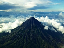 Mount Mayon Philippines - The Perfect Cone x