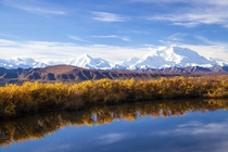 Mount McKinley Alaska  photo by Daniel Leifheit