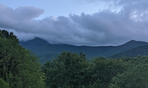Mount Mitchell Burnsville NC