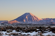 Mount Ngauruhoe or Mt Doom in LOTR