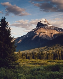 Mount Pilot - Banff National Park  jeremiahwilderness