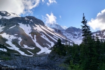 Mount Rainer July