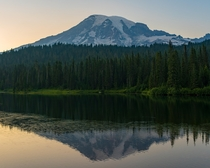 Mount Rainier National Park is an incredible place