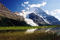Mount Robson British Columbia  by KarenandDave