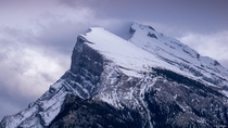 Mount Rundle Banff AB