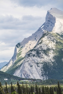 Mount Rundle Banff National Park
