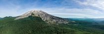 Mount St Helens National Volcanic Monument Gifford Pinchot National Forest Castle Rock WA