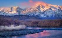 Mount Tom Eastern Sierra California