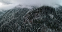 Mountainside in Snoqualmie Pass x OC