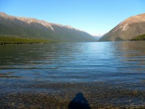 Moved From Hawaii to New Zealand No Regrets I present Lake Rotoiti  x