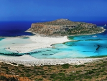 Mpalos in Crete When i first saw this i couldnt believe that Im in Greece
