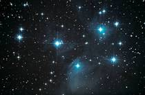 MPleiades Photographed from New Zealand