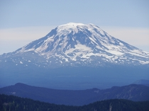 Mt Adams Washington