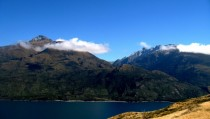 Mt Albert Lake Wanaka NZ