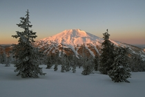 Mt Bachelor OR Sunrise
