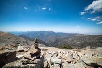 Mt Baldy Summit