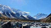 Mt Cook at spring - New Zealand