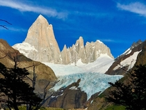 Mt Fitzroy Patagonia Worth the  hour hike  x