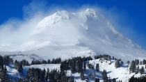 Mt Hood Meadows Oregon -