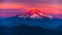 Mt Hood Oregon