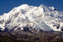 Mt McKinley ft Denali National Park Alaska  by Nic McPhee