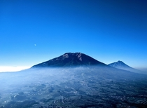 Mt Merbabu Magelang Central Java