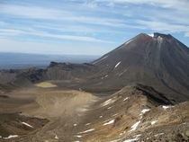 Mt Ngauruhoe in New Zealand better known as Mt Doom in Middle Earth