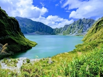 Mt Pinatubo PhilippinesThe volcano which had the biggest eruption in th Century