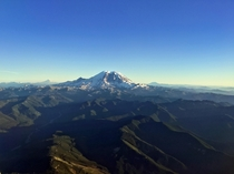 Mt Rainer from ft