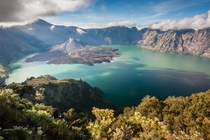 Mt Rinjani Indonesia
