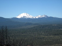 Mt Shasta N California