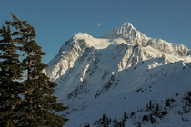 Mt Shuksan North Cascades Washington