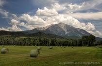 Mt Sopris Carbondale CO