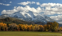 Mt Sopris Carbondale Colorado