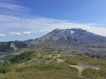 Mt St Helens Gifford-Pinchot National Forest WA  OC