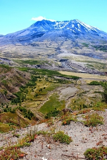 Mt St Helens Washington USA