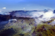 Mt Tambora volcano in Indonesia  by Jialiang Gao