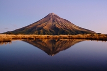 Mt Taranaki New Zealand