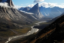 Mt Thor - Baffin Island Canada - Largest Vertical Drop on Earth  ft
