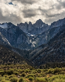 Mt Whitney CA  mikeyecaptures