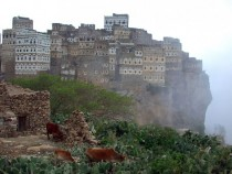 Mud Houses of Socotra