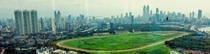 Mumbai Skyline with Race Course