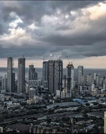 Mumbai slowly but surely on the rise