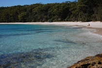 Murrays Beach Jervis Bay NSW Australia