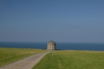 Mussenden Temple Co Londonderry Northern Ireland